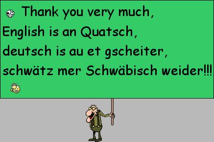 Schwäbisch schwäbischkurs kulturelle alb partie